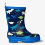 Hatley Dino Herd Shiny Rain Boots