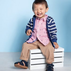 Hatley Khaki Twill Baby Pants 2
