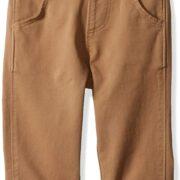 Hatley Khaki Twill Baby Pants 3