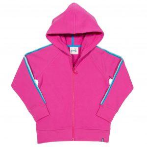 Kite Side Stripe Hoody - Pink