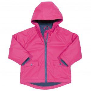 Kite Splash Coat - Pink