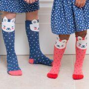 Kite 2 Pack Bunny Socks 2